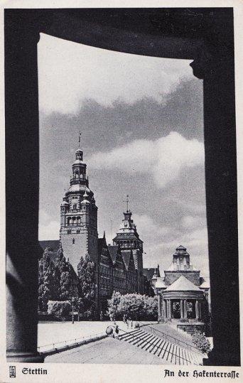 Kartka z początku XX wieku, wydana przez Kunstverlag Carl Friedrich Fangmeier w Magdeburgu.